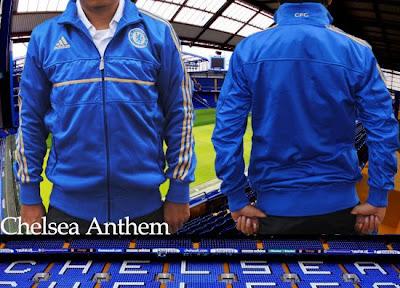 Jaket Chelsea Biru