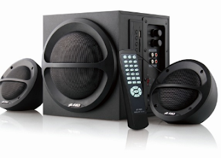 Buy F&D A111F 2.1 Multimedia Speakers at Rs 1,899 :Buytoearn