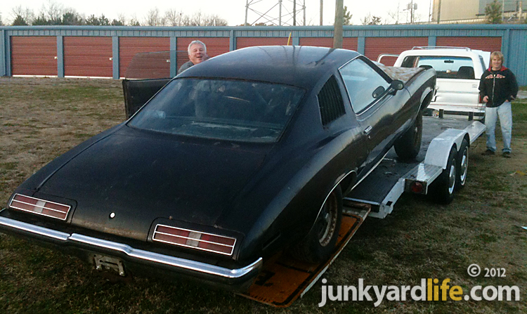 1973 Pontiac Grand Am Craigslist | Autos Post