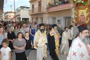 Η Εορτή του Οσίου Πατρός ημών Παναγή Ιερέως του Μπασιά του εν Κεφαλληνία, στα Κρύα Ιτεών των Πατρών
