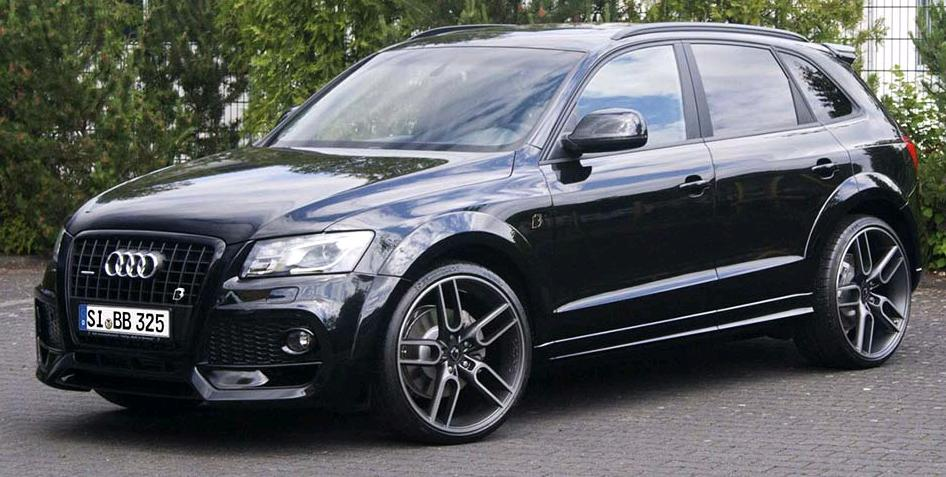 Car Picker Black Audi Sq5