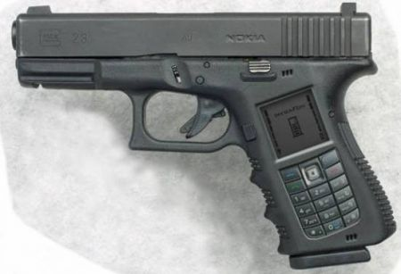 Upcoming Mobiles with Gun Looks