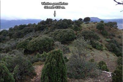 Vistas de la sierra de Arkamu y Ginea