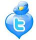 Get updates on Twitter