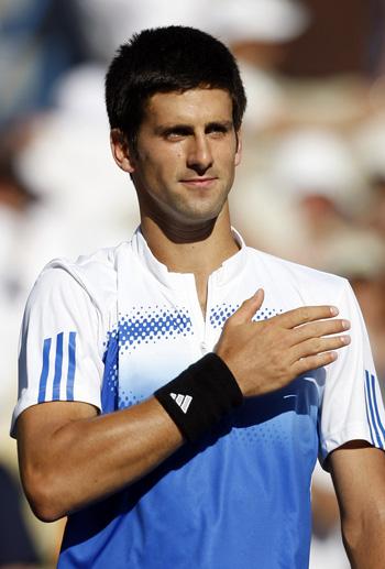 Novak Djokovic - Wallpaper Actress