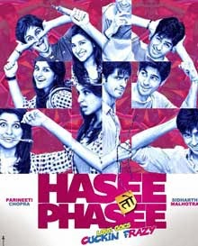 Hasee Toh Phasee Cast and Crew