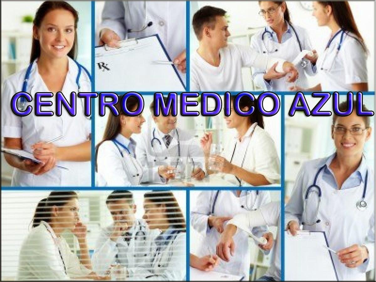 Centro medico Azul