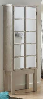 Armario pequeño puertas espejos
