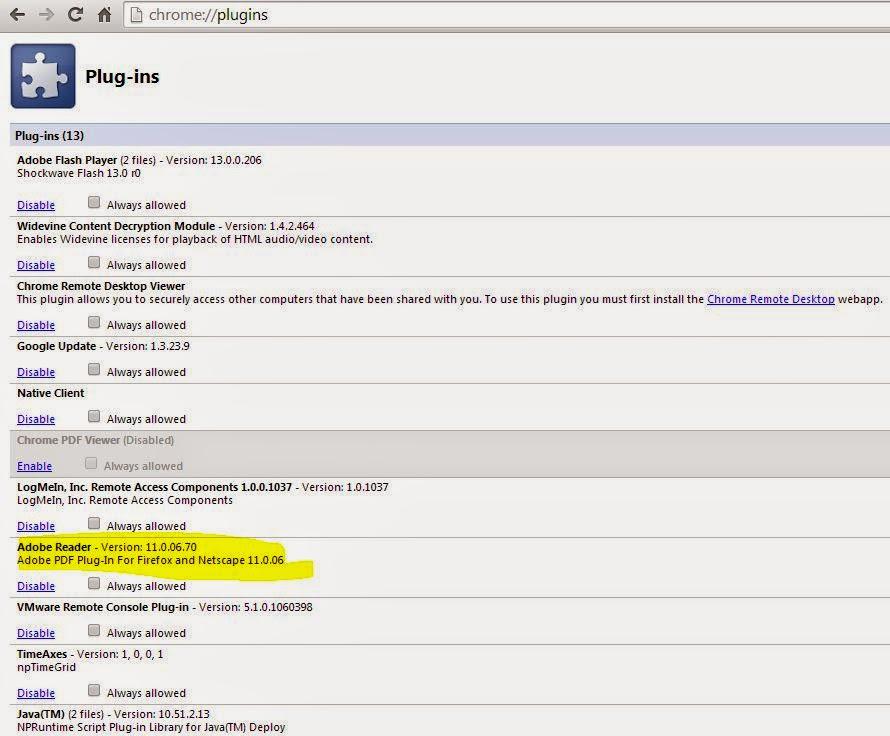 how to open pdf on google chrome
