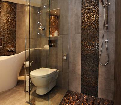 Ba os modernos catalogo azulejos ba o for Mosaicos banos modernos