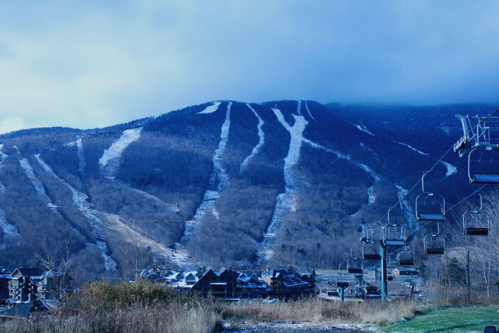 stowe mountain height