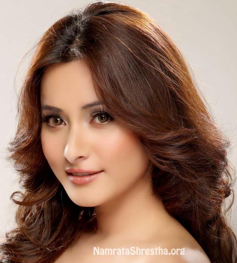 beautiful Namrata Shrestha