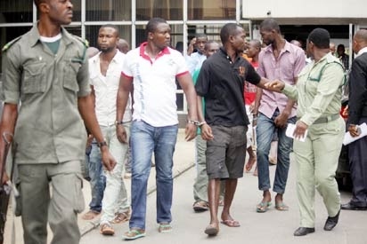 Aluu students Killers Charged to Court