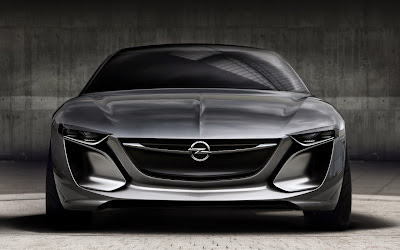 2015 Opel Monza