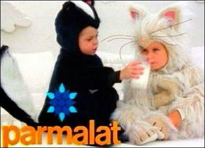 Propaganda dos Mamíferos da Parmalat em 1996. Campanha produzida pelo DM9DDB.