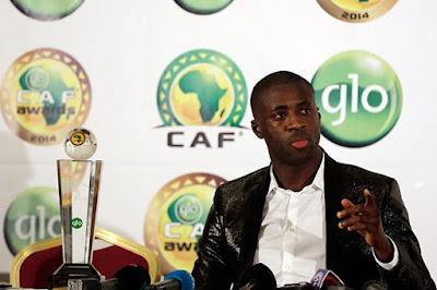 jugador africano