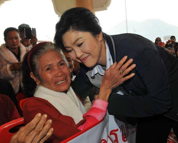 สูงอายุ 1 _ Yingluck Shinawatra