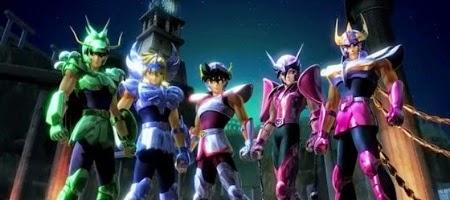 """Beta do jogo """"Cavaleiros do Zodíaco Saint Seiya Online"""" já pode ser jogado"""
