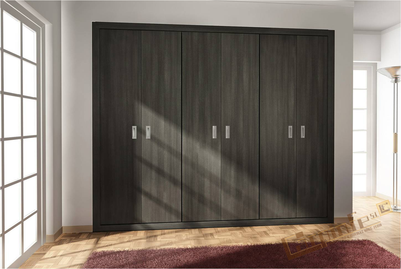 Carpinfe s l armario puerta abatible - Armarios puertas abatibles ...