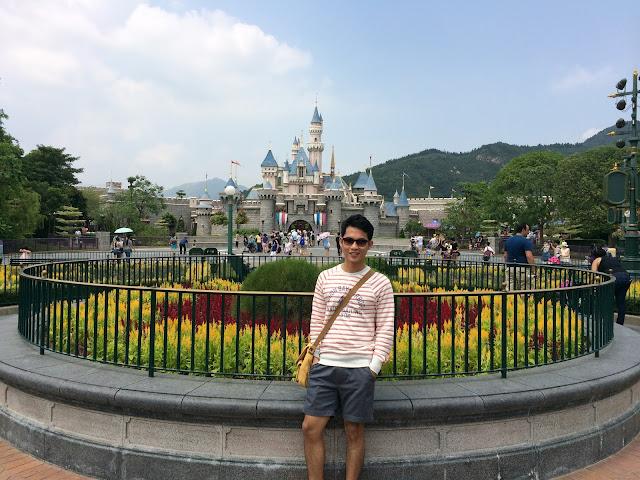 wisata, disneyland hongkong,disneyland resort hongkong