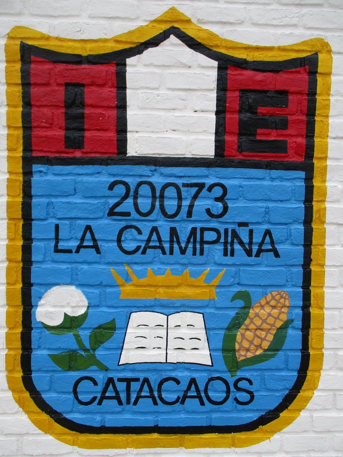 INSTITUCIÓN EDUCATIVA Nº 20073 DE LA CAMPIÑA, CATACAOS