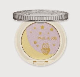 Paul & Joe, 2014 Holiday Creation, Petite Etoile, 001 Twinkle, Twinkle Little Star Pressed Powder T, Luminzer, Highlighter
