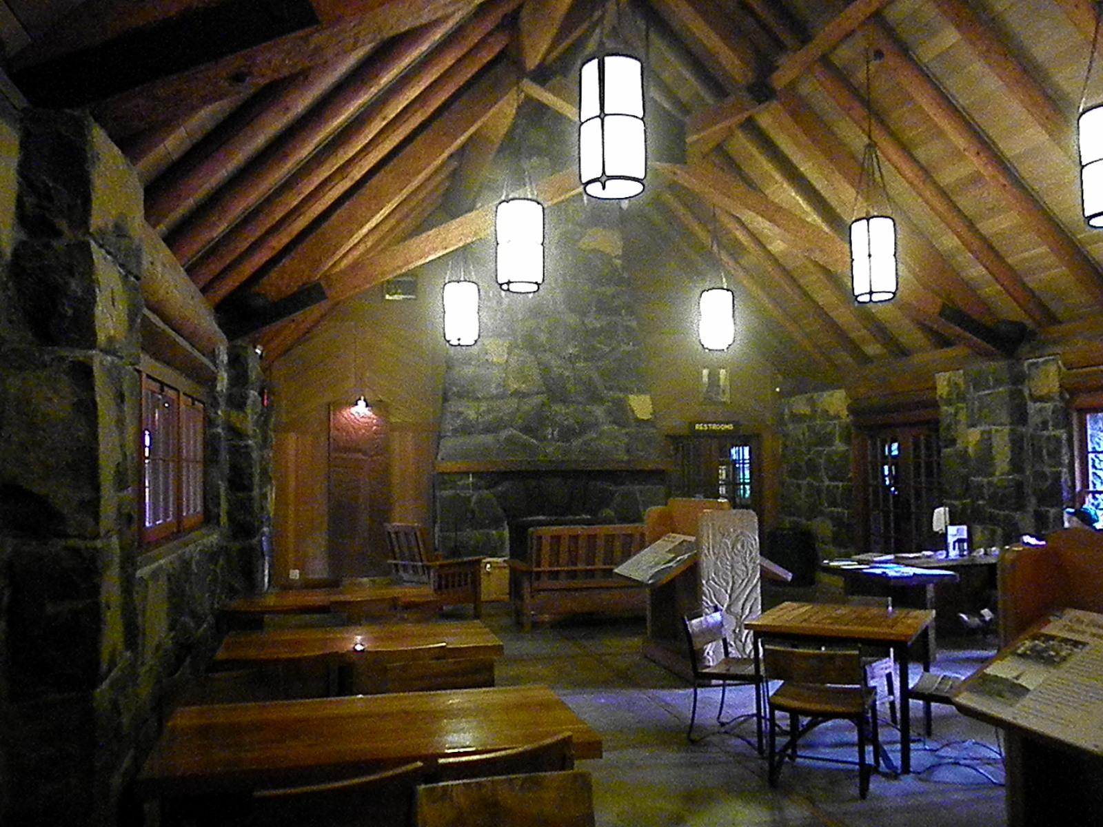 Black Watch Sasquatch Silver Falls State Park Silverton