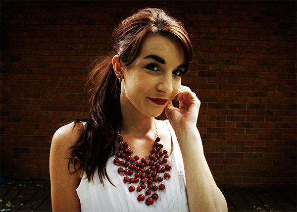"Our World Boutique ""Cherry"" Necklace"