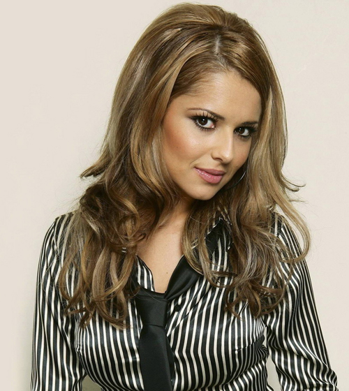 Cheryl Cole Hairstyles 9