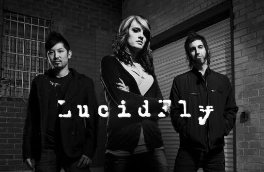 Lucid Fly: alternative/progressive rock band from Los Angeles, CA, US played in E114 of the ArenaCast