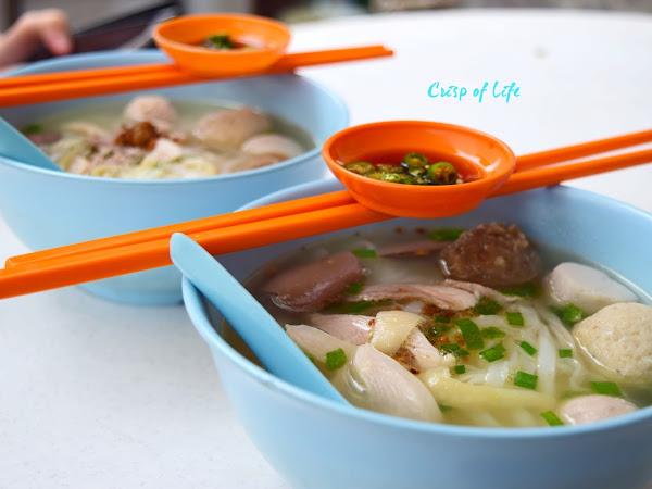 Koay Teow Soup @ Clarke Street, Penang
