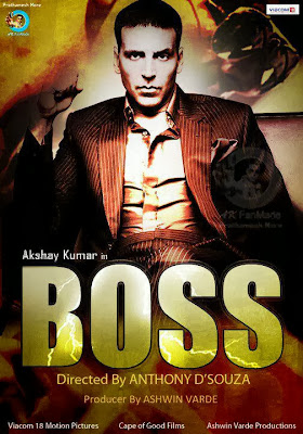 Boss 2013 DVDRip Download