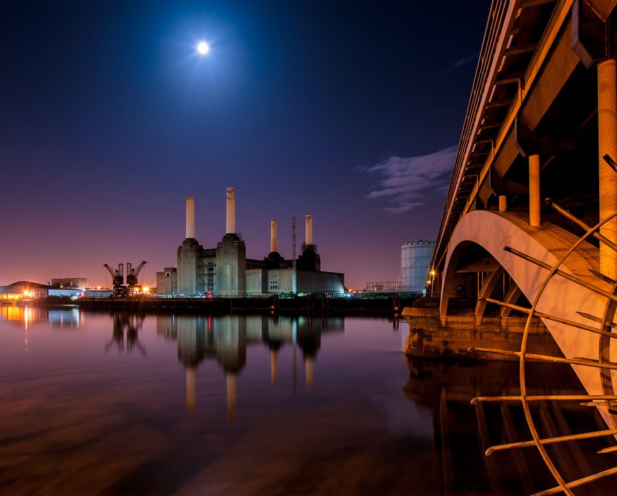 12. Battersea Power Station by .Vulture Labs
