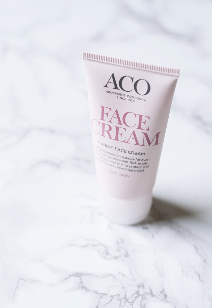 Aco, Face cream, apoteket