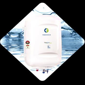 Crompton Greaves Solarium (ASWH806-IVY) Online, India - Pumpkart.com