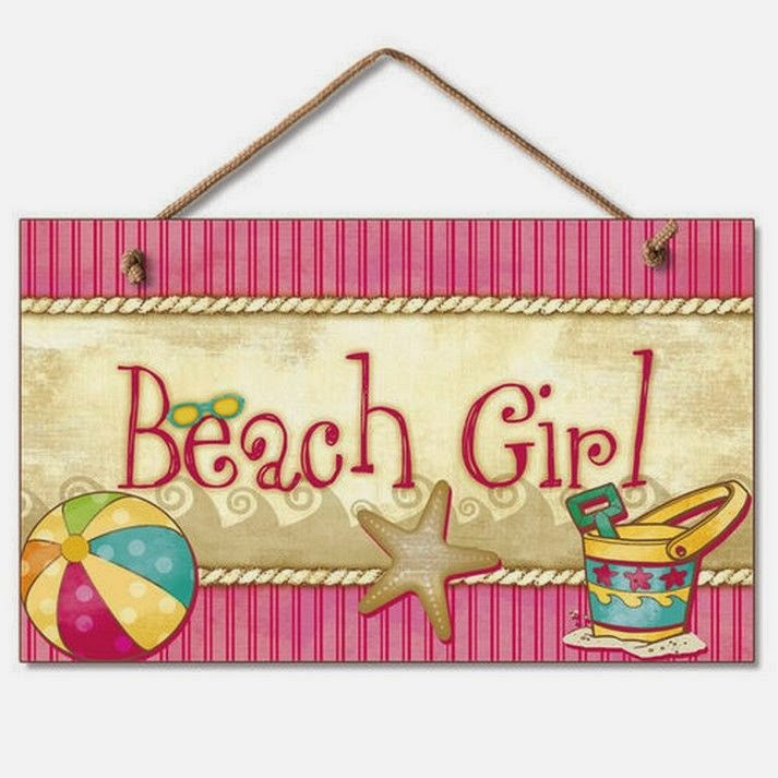 Awesome Wood Beach Sign Wall Decor Sketch - Wall Art Design ...