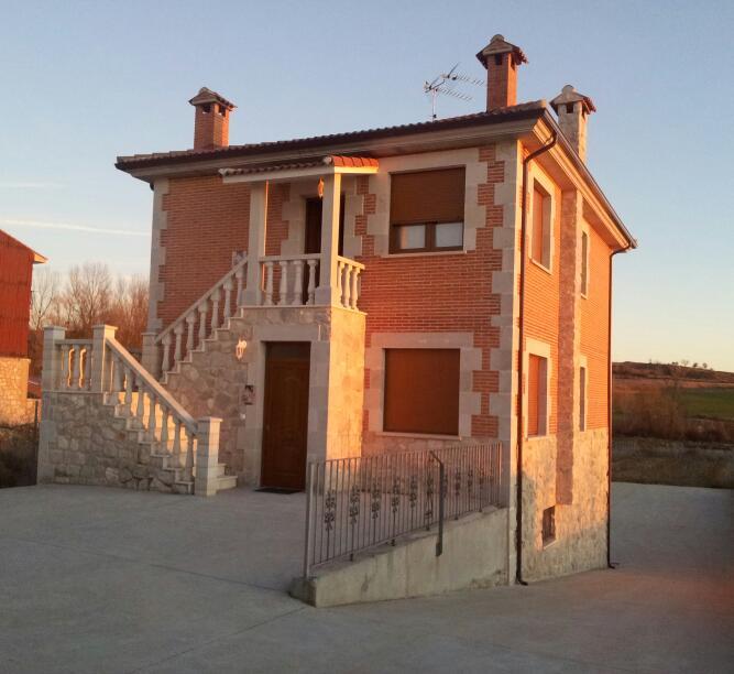 casa rural valdeande magico