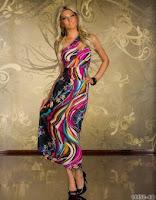 Rochie EssenceFlower Pink