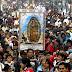 Mais de 5 milhões de fiéis passaram pela Basílica de Guadalupe hoje