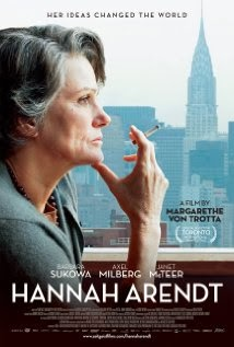 Hannah Arendt (2012) - Movie Review