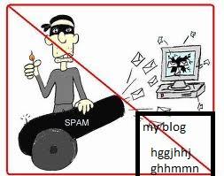 mencegah serangan spam
