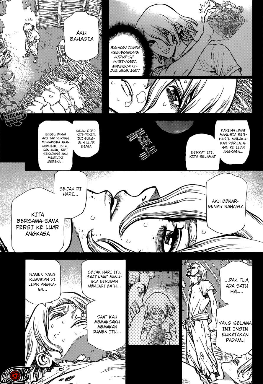 Dr. Stone Chapter 45-6