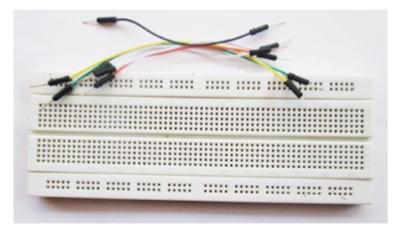 Project board dan Kabel Jumper