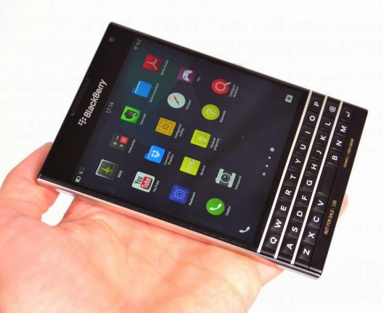 BlackBerry Passport Price and Full Specification