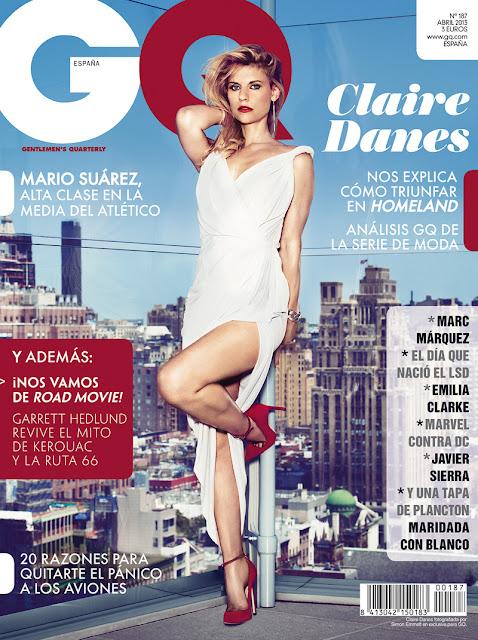 Claire Danes Revista GQ