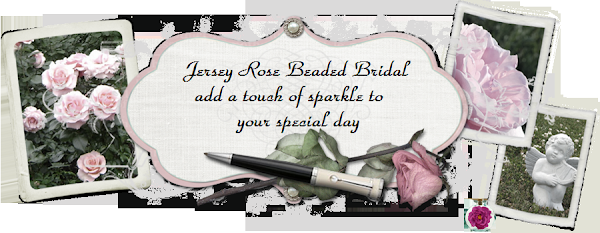 Jersey Rose Beaded Bridal Designs