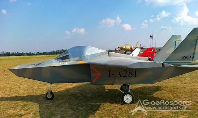 Η Φλώρινα κατασκευάζει και πωλεί αεροπλάνα (φωτογραφίες – βίντεο)