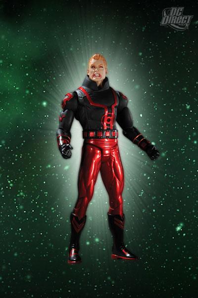 The Blot Says Red Lantern Guy Gardner Action Figure