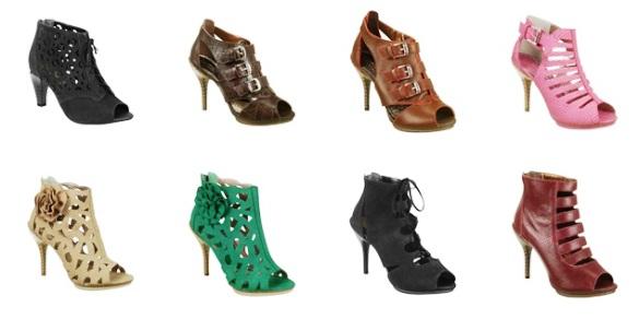 open%2Bboots ramarim 2012 PONTAL CALÇADOS: Sapatos Femininos 2011
