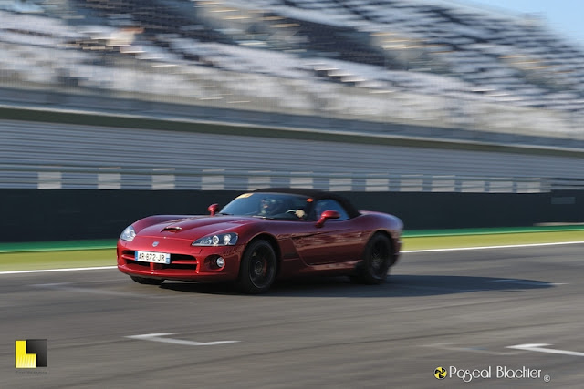 viper sur circuit photo pascal blachier